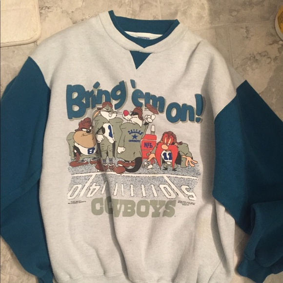 59b51091 Vintage Dallas Cowboys Sweatshirt